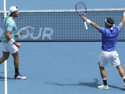 ATP Cup 2021, l'Italia sfida la Francia: vincendo si vola in semifinale