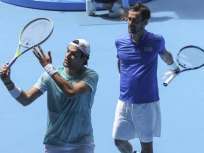 LIVE Italia-Russia 0-2, Finale ATP Cup in DIRETTA: niente miracolo azzurro, trionfano i russi