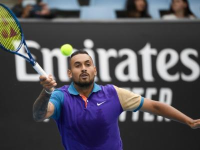 Tennis, ATP Melbourne 2: esordio vincente per Kyrgios. Avanti anche Ruusuvuori e Simon