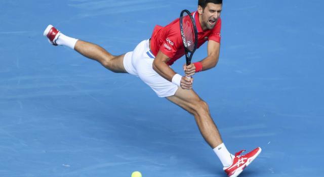 ATP Cup 2021, la Serbia rimonta e batte il Canada per 2-1 nella prima sfida del Girone A