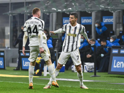 VIDEO Inter-Juventus 1-2 Highlights, gol e sintesi: Ronaldo guida i bianconeri nella semifinale d'andata di Coppa Italia