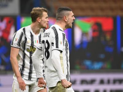 Coppa Italia 2021: la Juventus è la prima finalista. 0-0 a Torino, eliminata l'Inter