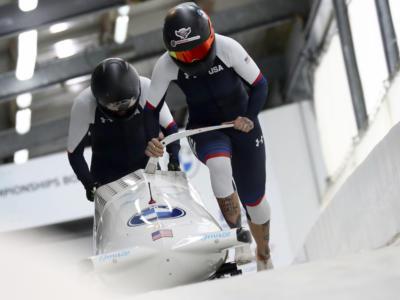 Bob: Kaillie Humphries al comando dei Mondiali di Altenberg dopo le prime due run
