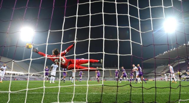 """VIDEO Fiorentina-Inter 0-2: highlights e sintesi. Un super Barella e Perisic decidono il match del """"Franchi"""""""