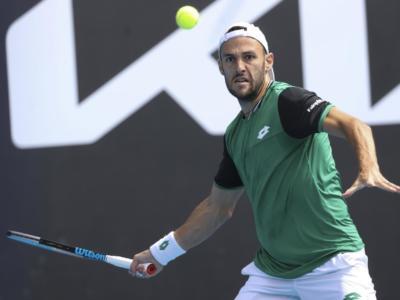 Australian Open 2021: esordio amaro per Stefano Travaglia eliminato in tre set da Frances Tiafoe