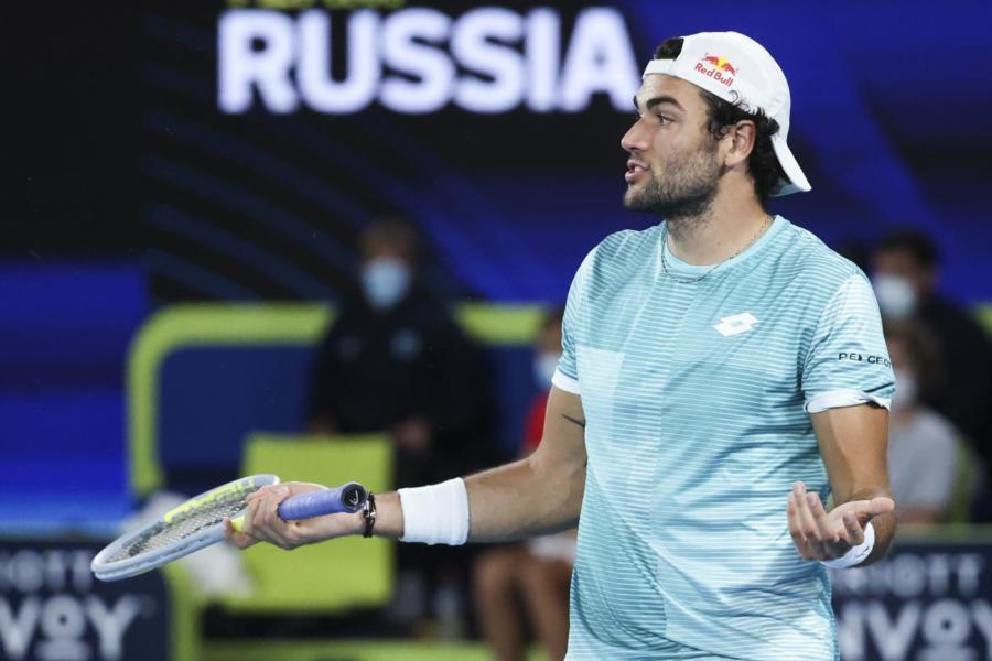 Tennis, Matteo Berrettini: si delineano i tempi del rientro. Possibile rivederlo a Miami