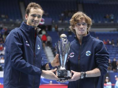 Australian Open 2021, derby russo ai quarti: Daniil Medvedev ed Andrey Rublev si sfideranno dopo aver vinto insieme l'ATP Cup