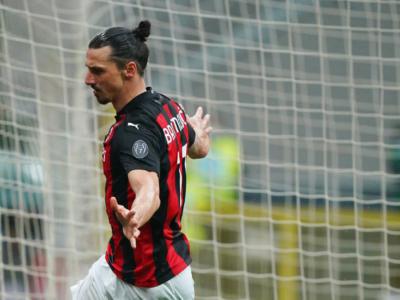 Calcio, Serie A 2021: show del Milan che torna in vetta, Crotone distrutto per 4-0 da Ibra e compagni
