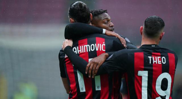 VIDEO Milan-Crotone 4-0 Highlights, gol e sintesi: le doppiette di Ibrahimovic e Rebic stendono i calabresi
