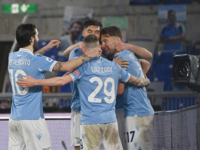Serie A 2021, la Lazio supera di misura il Cagliari. Decisivo il gol di Immobile