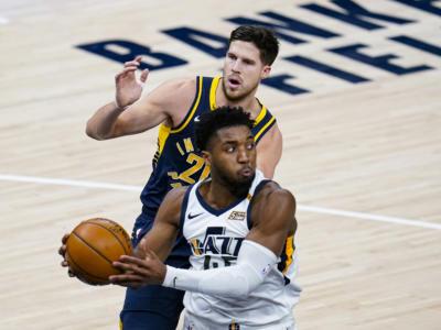 NBA 2021: Brooklyn cade sul campo di Detroit, Utah batte nettamente Boston