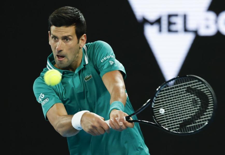 Djokovic supera Federer: 311 settimane da numero 1