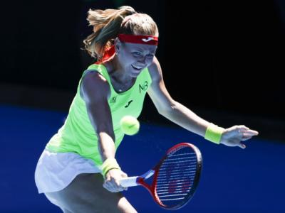 WTA Melbourne 4 2021: ecatombe totale, KO quasi tutte le teste di serie in scena oggi tranne Bouzkova