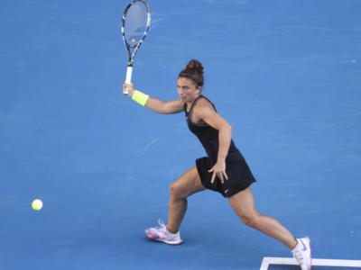 """Australian Open 2021, Sara Errani: """"Sono contentissima per la vittoria. Con Hsieh sarà una partita durissima"""""""