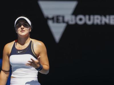 WTA Melbourne 4 2021: Bianca Andreescu batte Brengle, stormi e insetti. Avanti a fatica le teste di serie, forfait Konta