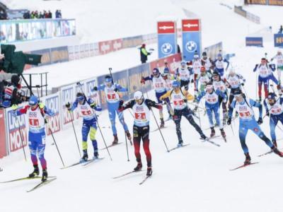 Biathlon, mass start maschile Mondiali Pokljuka 2021. Lukas Hofer sogna di ripetere la medaglia di 10 anni fa