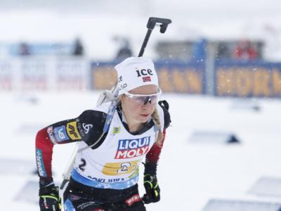 VIDEO Biathlon, la Norvegia trionfa nella staffetta di apertura dei Mondiali. L'Italia chiude sesta