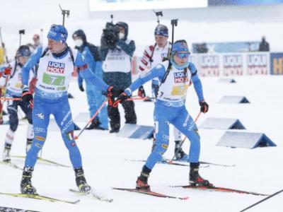 LIVE Biathlon, Single Mixed Relay Mondiali in DIRETTA: Mondiale stregato! Wierer spreca tutto all'ultimo poligono. Trionfa la Francia