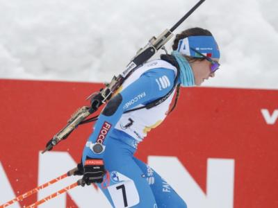 Biathlon, mass start femminile Mondiali Pokljuka 2021. Ultima recita iridata della carriera per Dorothea Wierer?
