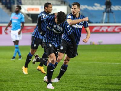 VIDEO Atalanta-Napoli 3-1, Highlights, gol e sintesi: la Dea vola in Finale di Coppa Italia