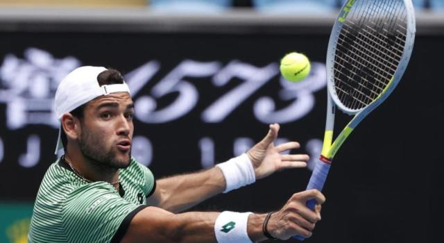 Berrettini-Krajinovic oggi, ATP Belgrado: orario, tv, programma, streaming