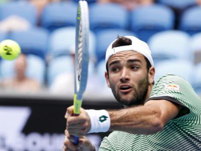 Berrettini-Cecchinato oggi, ATP Belgrado: orario, tv, programma, streaming