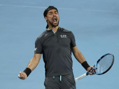 VIDEO Fognini-Caruso, Australian Open: highlights e sintesi. Maratona di 5 set