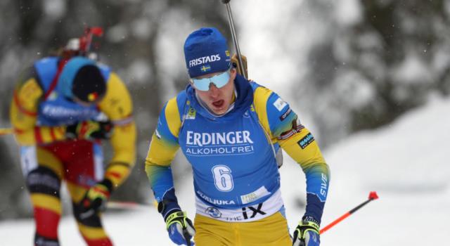 Biathlon, Martin Ponsiluoma campione del mondo della sprint, Norvegia fuori dal podio! 13° Lukas Hofer