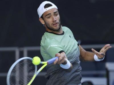LIVE Berrettini-Krajinovic 6-4 6-4, ATP Belgrado in DIRETTA: l'azzurro conquista meritatamente la semifinale