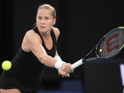 WTA Adelaide 2021, i risultati del 23 febbraio. Shelby Rogers è già ai quarti, fuori Jasmine Paolini