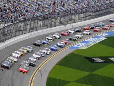 NASCAR Xfinity Series, Ty Gibbs vince all'esordio a Daytona!
