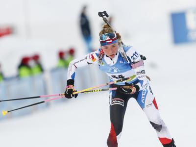Biathlon, Marketa Davidova oro iridato. Dorothea Wierer vince la Coppa del Mondo dell'individuale!