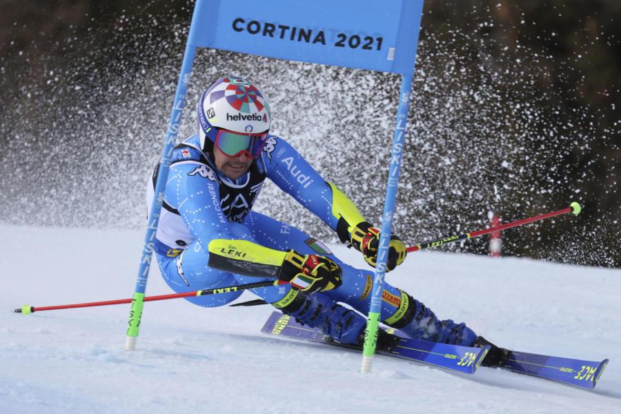 Sci alpino oggi |  orari |  tv |  programma |  pettorali Discesa Val di Fassa e Gigante Bansko