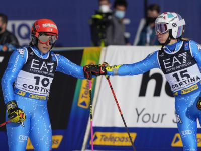 Sci alpino, Cortina 2021: Marta Bassino guida la carica azzurra in gigante. Attenzione a Gut e Worley. E Shiffrin…