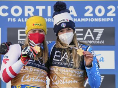Sci alpino, oro a Katharina Liensberger dopo il ricorso dell'Austria! Perchè Bassino ha vinto a pari merito