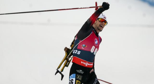 Biathlon, le pagelle di oggi: Laegreid è una statua e beffa Peiffer, deludono Johannes Boe e gli azzurri