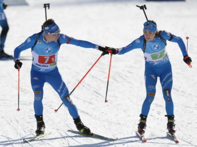 Biathlon, le pagelle di oggi: la Francia si traveste da supereroe, ennesima beffa per l'Italia