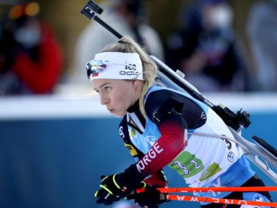Biathlon, la Norvegia si prende lo scettro della staffetta femminile ai Mondiali 2021. Italia nona