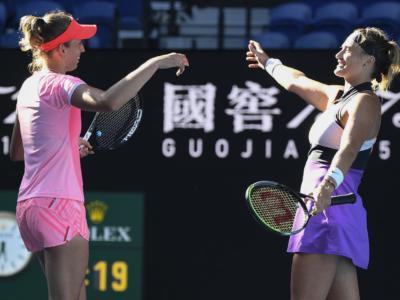 Australian Open 2021: Aryna Sabalenka ed Elise Mertens conquistano il secondo Slam in doppio, di cui diventano leader mondiali