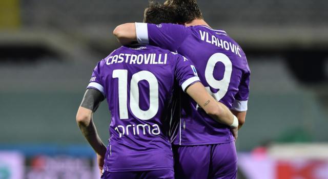Calcio, Serie A 2021: negli anticipi del venerdì si impongono Fiorentina e Torino