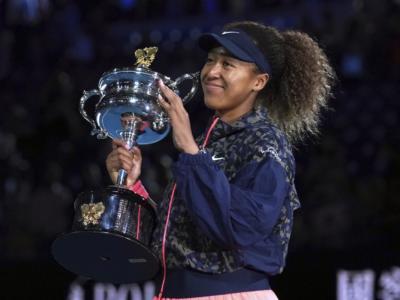 VIDEO Osaka-Brady, Finale femminile Australian Open: la giapponese vince il quarto Slam nella sua carriera