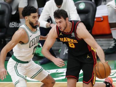 NBA 2021, i risultati della notte (25 febbraio): Utah batte anche i Lakers, super Gallinari trascina Atlanta contro Boston