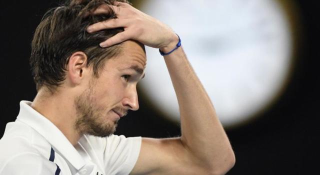 """Australian Open 2021, Daniil Medvedev: """"Non è stata la mia giornata. Volevo rendere la finale più avvincente e lunga, non ci sono riuscito"""""""