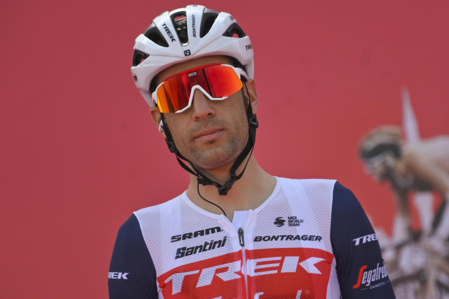 """Giro d'Italia 2021, Vincenzo Nibali: """"Non so come starò, dopo la prima settimana faremo il punto della situazione"""""""