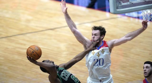 """NBA, Nicolò Melli e gli elogi di Zion Williamson: """"Professionista tra i professionisti, è sempre pronto"""""""