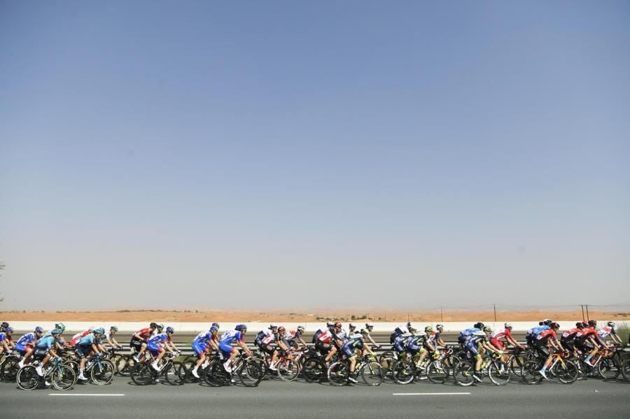 UAE Tour 2021 |  la tappa di oggi |  percorso |  orari |  programma |  tv |  favoriti 24 febbraio