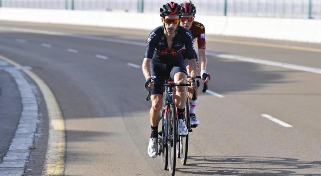 UAE Tour 2021: spettacolo a Jebel Hafeet, Tadej Pogacar batte in volata Adam Yates
