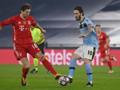 Lazio-Bayern Monaco 1-4, Champions League: biancocelesti travolti nell'andata degli ottavi