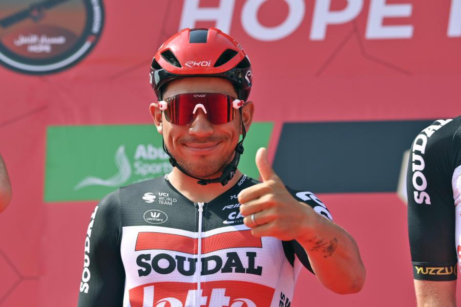 UAE Tour 2021: Caleb Ewan conquista l'ultima tappa. La classifica generale va a Tadej Pogacar