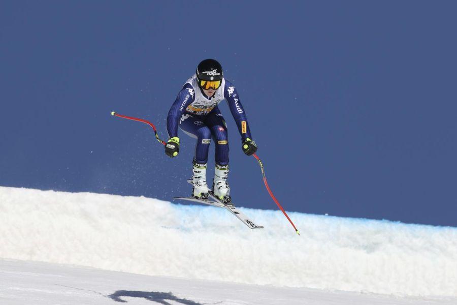 """Sci alpino, Laura Pirovano: """"11 centesimi dal podio sono pochi e bruciano un po', ma sono contenta"""""""
